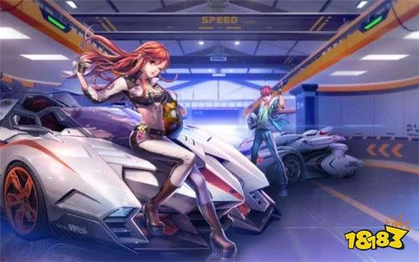 QQ飛車手游最新改裝攻略 最強的依然是這輛車
