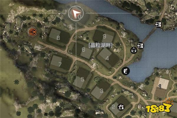 明日之后什么位置建营地好 庄园黄金地段大全