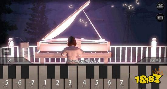 明日之后有可能的夜晚鋼琴譜是什么 鋼琴譜一覽