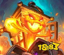 炉石传说火焰节即将到来 7个卡包400金币