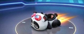 跑跑卡丁车手游熊猫车如何改装 熊猫车改装攻略