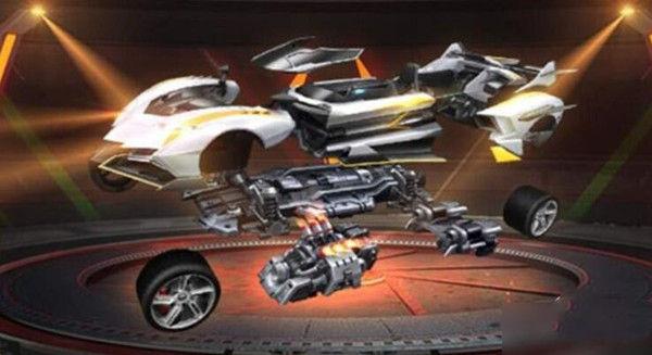 多种模式多种玩法,《QQ飞车手游》带你体验不一样的竞技感