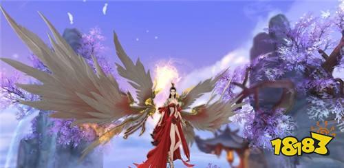 时装羽翼免费送!《九州天空城3D》两周年庆典今日启动