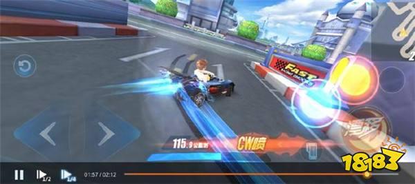 QQ飛車手游競速技巧大盤點