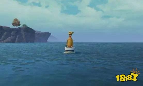 和平精英夏日模式海底寶藏在哪 具體位置介紹