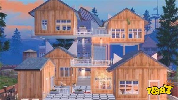 明日之后房子设计图网页传奇发布网(九) 1.80传奇新服网型房屋推荐