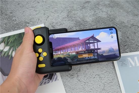 你的手机竟能变身游戏手机?华为荣耀手柄北通H1定义手游新玩法