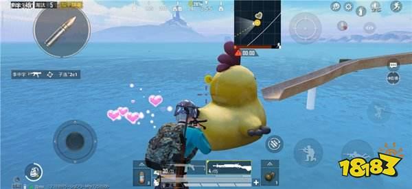 和平精英夏日模式彩色氣球 氣球獲取方法