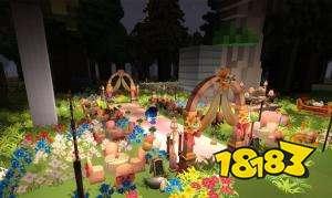沙盒式MMORPG《Craft Island 工艺岛》预约开始