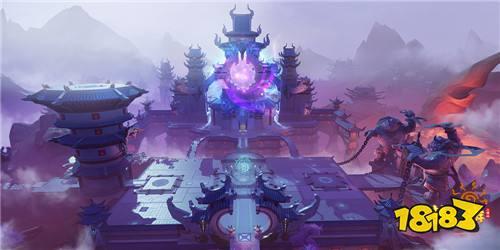 《梦幻西游三维版》新主角骨精灵演绎地府绝学