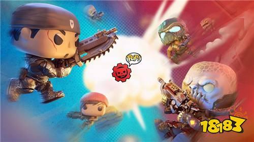 塔防手游新作《Gears POP!》9月2日双平台推出