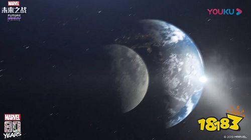 最强五大神明行星吞噬者将登录《漫威:未来之战》