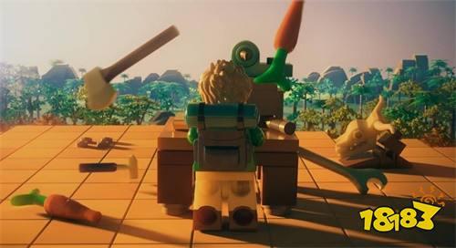 探索沙盒世界 《乐高·无限》共创测试今日开启