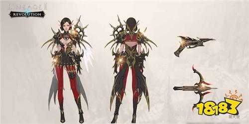 《天堂 2:革命》重大更新事前预约开始 新种族「暗天使」即将登场