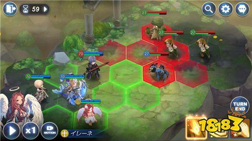 六角形玩法战略RPG手游《Kingdom of Hero》预约开始