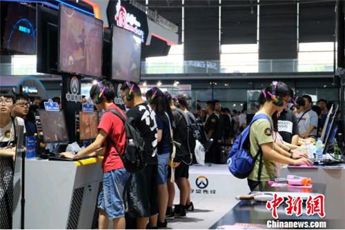 "2019 ChinaJoy:""中国风""精品""圈粉""玩家"