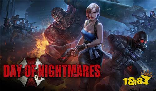 卡牌对战游戏《TEPPEN》公开新卡包「DAY OF NIGHTMARES」预告片