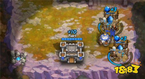 《燃烧王座手游》评测:六分钟的PVP攻城略地 3v3全新玩法