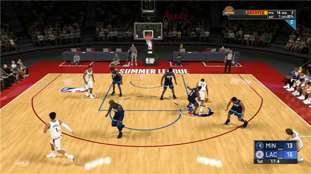 最强年度篮球NBA2K20发售 北通斯巴达2手柄助你秀翻全场