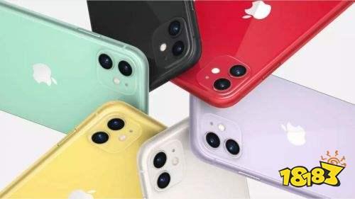 苹果发布五款新品 iPhone11折后价2149元