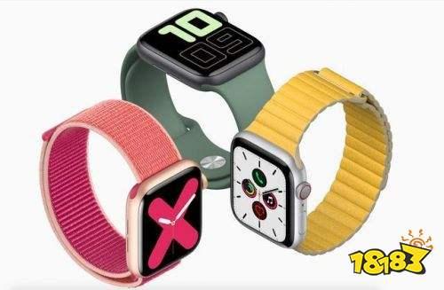 3199起!Apple Watch 5发布 屏幕常亮+全新材质新增指南针功能