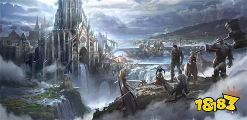 全新MMORPG手游《Project V4》公开游戏内六大职业情报