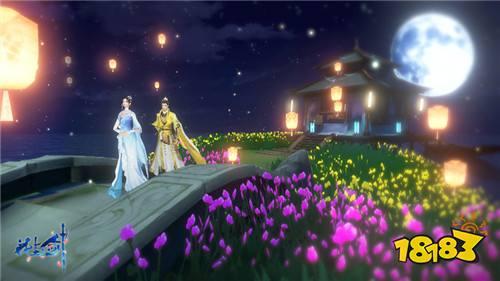 红颜江湖,你为主角 网易古风情缘手游《花与剑》App Store预订开启