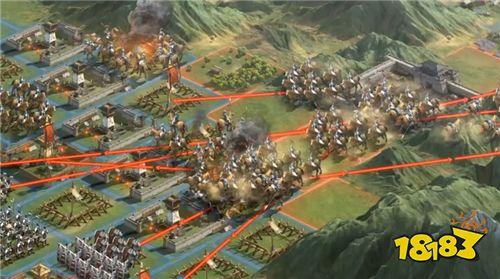 多戰術的真實戰場!《三國志?戰略版》如何回歸戰略本質