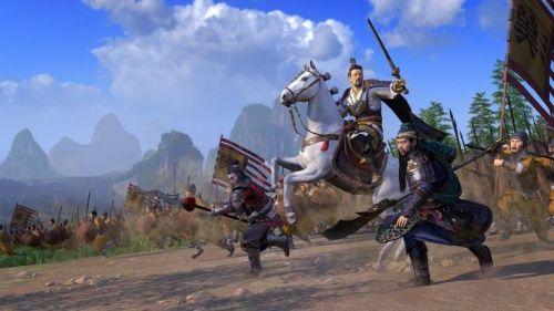 【博狗新闻】三国游戏单机版 全面战争:三国单机版下载 电脑版游戏