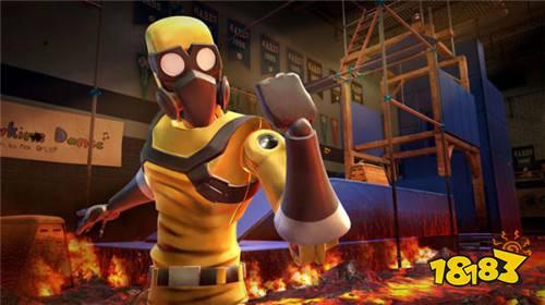 动作游戏《Hot Lava》IOS版即将推出