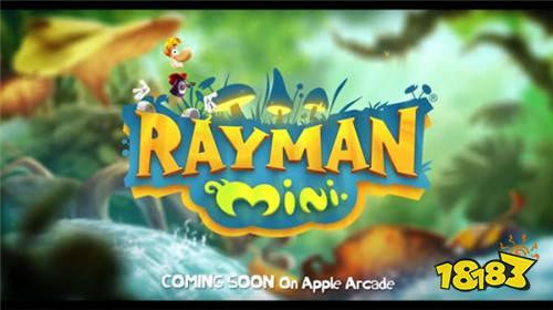 《镭射超人》系列手游新作《Rayman Mini》将推出