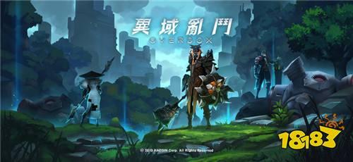 《異域亂斗 OVERDOX》增加新戰場與團隊戰模式