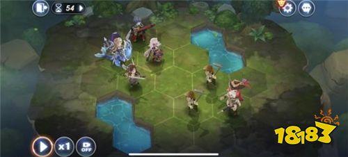 《指尖骑士》开发团队制作 全新战棋手游正式推出
