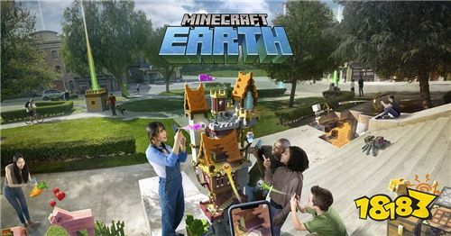 《Minecraft Earth》10月安卓版Early Access开始