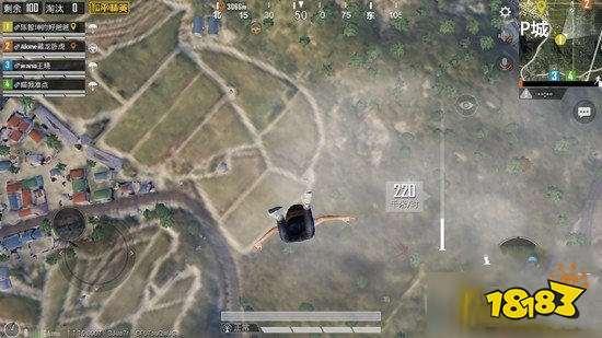 和平精英怎么快速跳伞 跳伞快速落地攻略