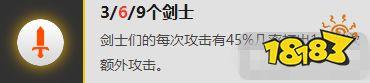 lol云顶之弈9.19九剑双海克斯阵容介绍 九人口剑士新套路