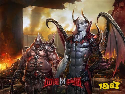 《血魔伊甸園 M》公開游戲正式版宣傳影片