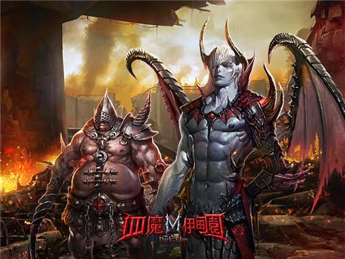 《血魔伊甸园 M》公开游戏正式版宣传影片