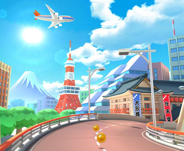 《馬里奧巡回賽》推出東京巡回賽