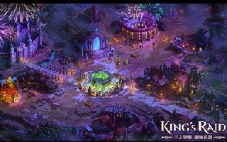 《King's Raid:王之逆襲》推出新英雄蕾哈特娜