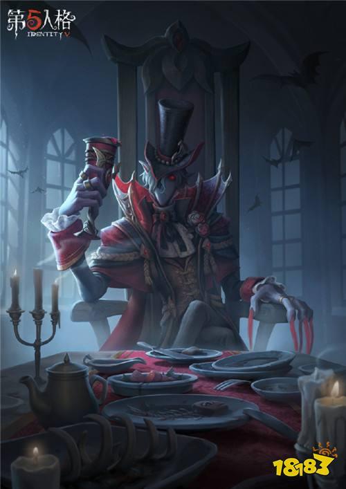 杰克礼包-古堡盛宴曝光 吸血鬼伯爵你爱了吗