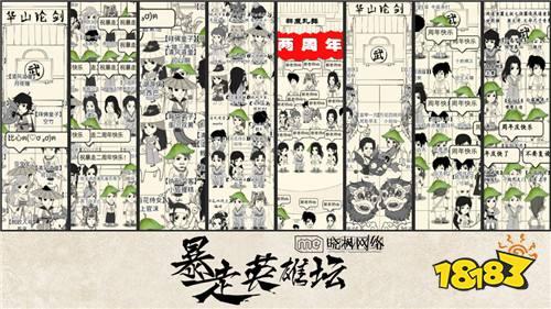 上海晓枫网络《暴走英雄坛》团队参评2019 CGDA