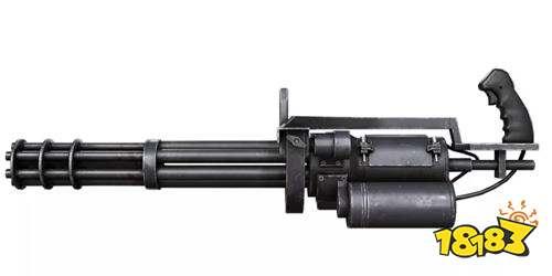 和平精英M134重機槍怎么使用 M134重機槍屬性介紹
