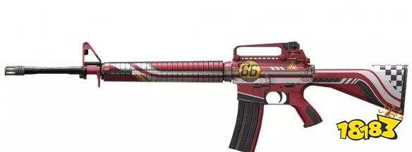 和平精英M16A4紅色方程式怎么獲取 皮膚獲取攻略