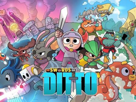 將希望賦予下一代 人氣動作游戲《The Swords of Ditto》推出手機版