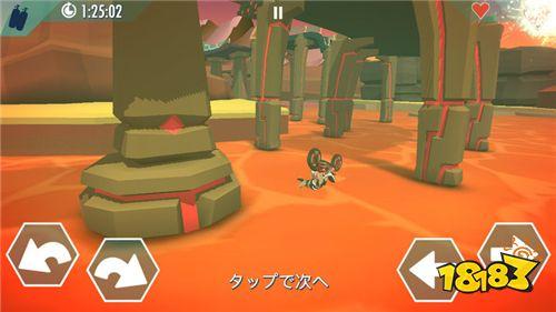 动作游戏《重力骑士 零》以绝妙技术征服各大赛道
