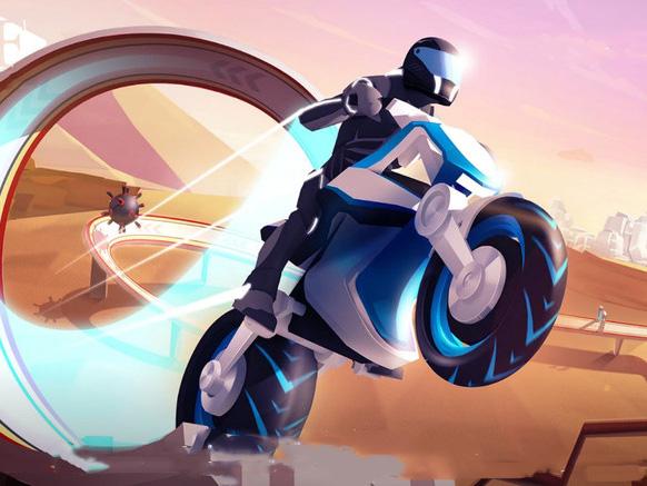 動作游戲《重力騎士 零》以絕妙技術征服各大賽道