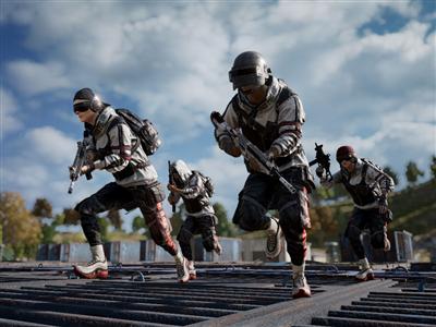 PGC2019開戰在即 絕地求生游戲內專屬道具限時推出