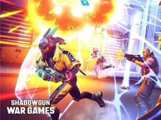 人气科幻射击手游《Shadowgum War Games》预约开始