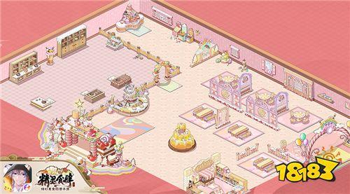 百变的绮幻美食餐厅 《精灵食肆》餐厅主题介绍